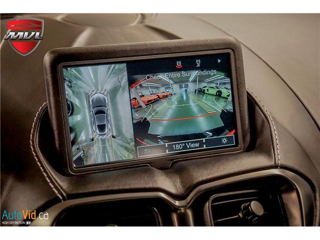 2019 Aston Martin Vantage  (Stk: ) in Oakville - Image 37 of 43