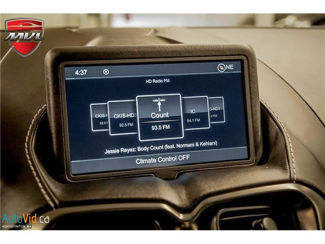 2019 Aston Martin Vantage  (Stk: ) in Oakville - Image 38 of 43