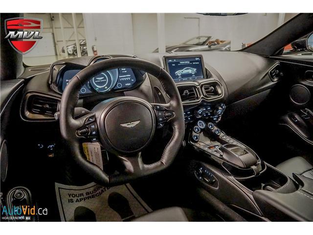 2019 Aston Martin Vantage  (Stk: ) in Oakville - Image 40 of 43