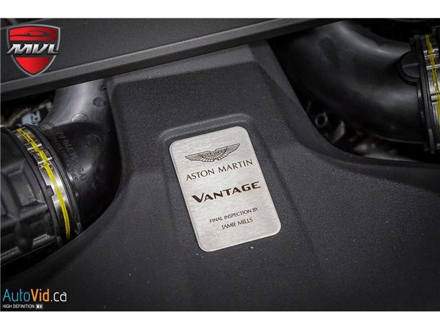 2019 Aston Martin Vantage  (Stk: ) in Oakville - Image 43 of 43