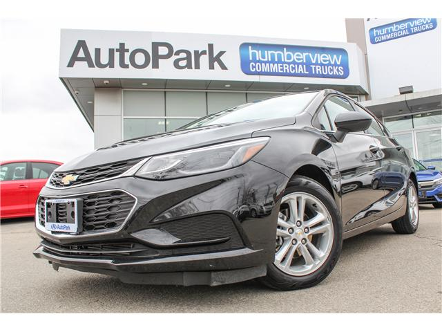 2018 Chevrolet Cruze LT Auto (Stk: 18-149827) in Mississauga - Image 1 of 28