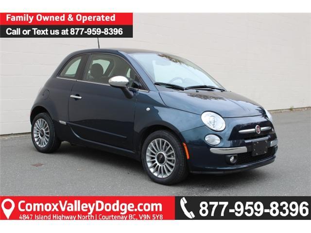 2014 Fiat 500 Lounge (Stk: L721098B) in Courtenay - Image 1 of 30