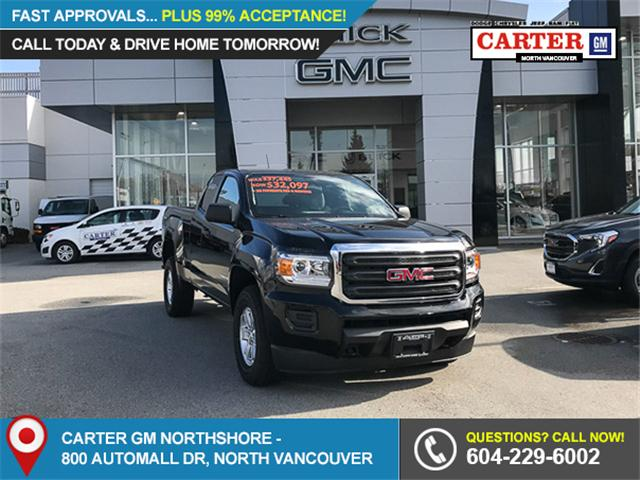 2018 GMC Canyon Base (Stk: 8CN6444T) in Vancouver - Image 1 of 13