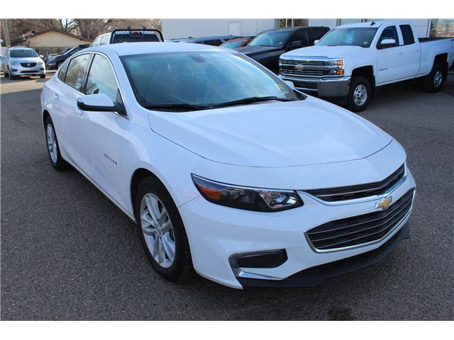 2018 Chevrolet Malibu LT (Stk: 198579) in Brooks - Image 1 of 22