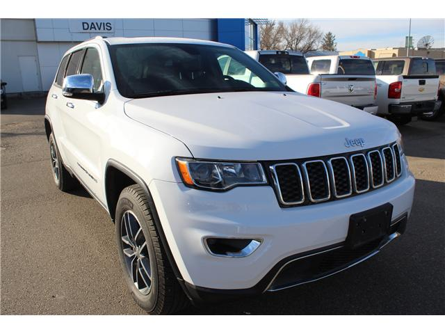 2017 Jeep Grand Cherokee Limited (Stk: 199339) in Brooks - Image 1 of 20
