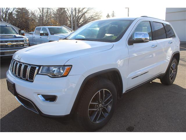 2017 Jeep Grand Cherokee Limited (Stk: 199339) in Brooks - Image 3 of 20