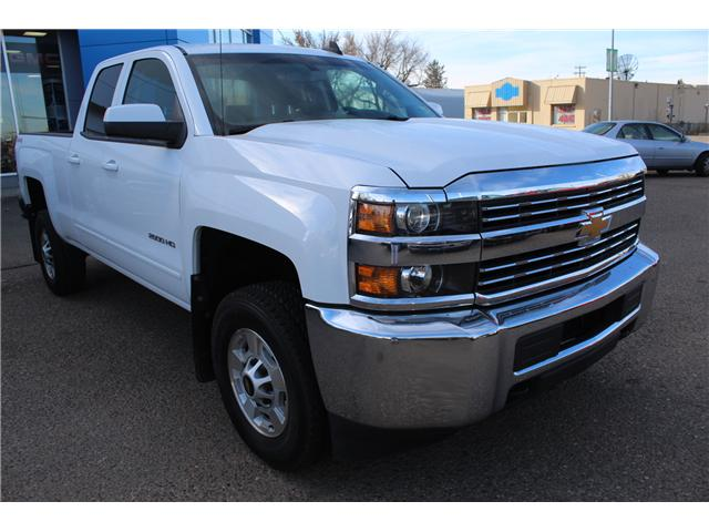 2015 Chevrolet Silverado 2500HD LT (Stk: 165246) in Brooks - Image 1 of 16