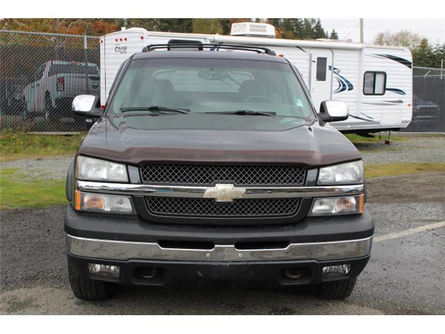 2005 Chevrolet Avalanche 1500 LS (Stk: S104668B) in Courtenay - Image 2 of 11