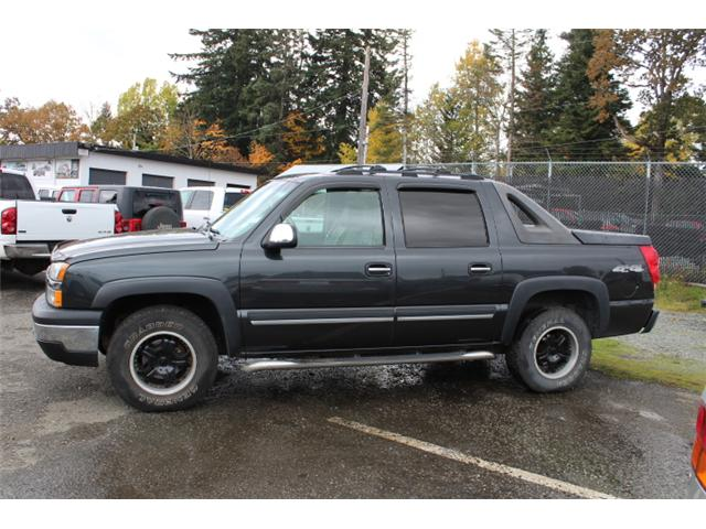 2005 Chevrolet Avalanche 1500 LS (Stk: S104668B) in Courtenay - Image 5 of 11