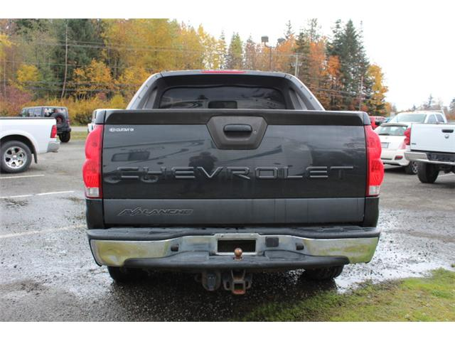 2005 Chevrolet Avalanche 1500 LS (Stk: S104668B) in Courtenay - Image 7 of 11