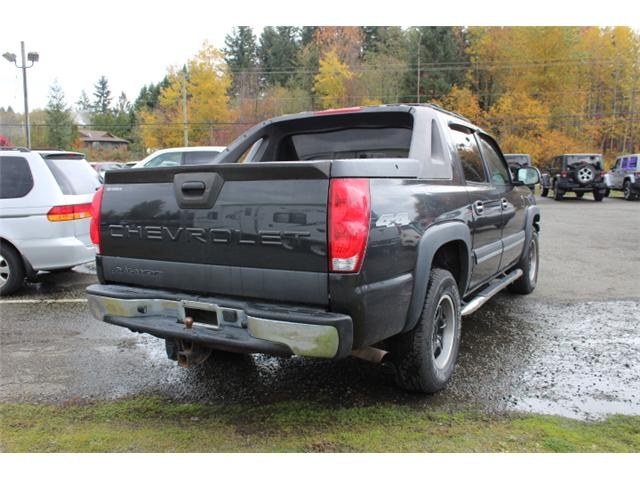 2005 Chevrolet Avalanche 1500 LS (Stk: S104668B) in Courtenay - Image 8 of 11