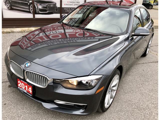 2014 BMW 320i xDrive (Stk: 986247) in Toronto - Image 2 of 14