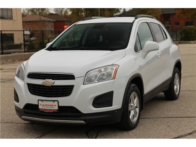 2013 Chevrolet Trax 1LT (Stk: 1810483) in Waterloo - Image 1 of 29