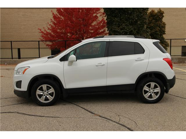 2013 Chevrolet Trax 1LT (Stk: 1810483) in Waterloo - Image 2 of 29