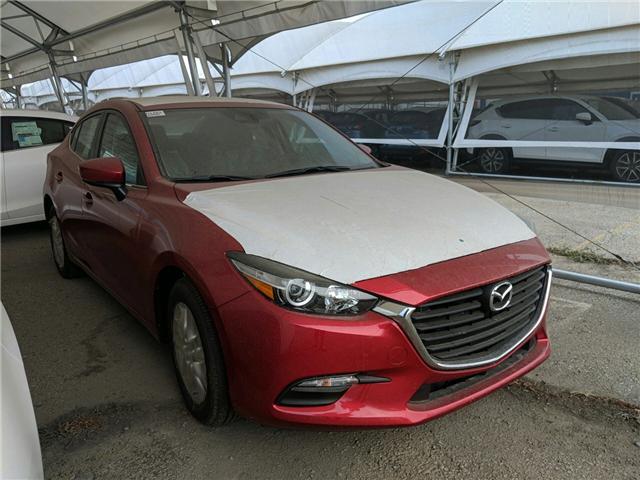 2018 Mazda Mazda3 GS (Stk: H1481) in Calgary - Image 1 of 1