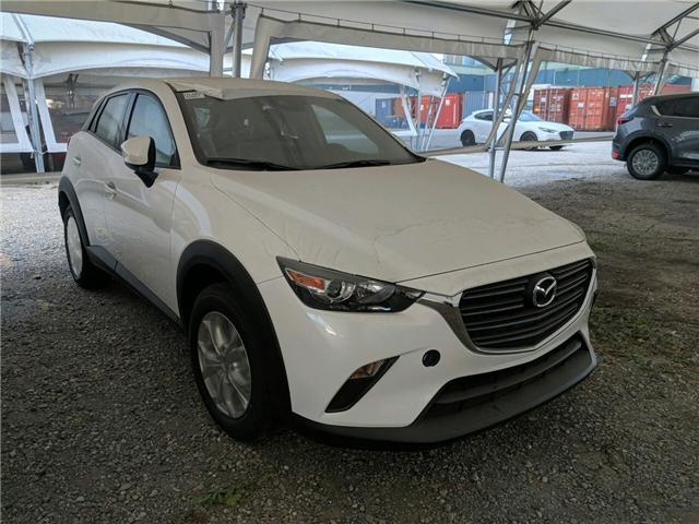 2019 Mazda CX-3 GS (Stk: H1407) in Calgary - Image 1 of 1