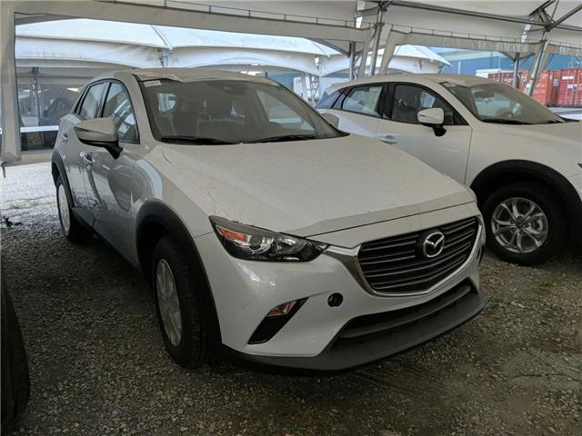 2019 Mazda CX-3 GS (Stk: H1454) in Calgary - Image 1 of 1