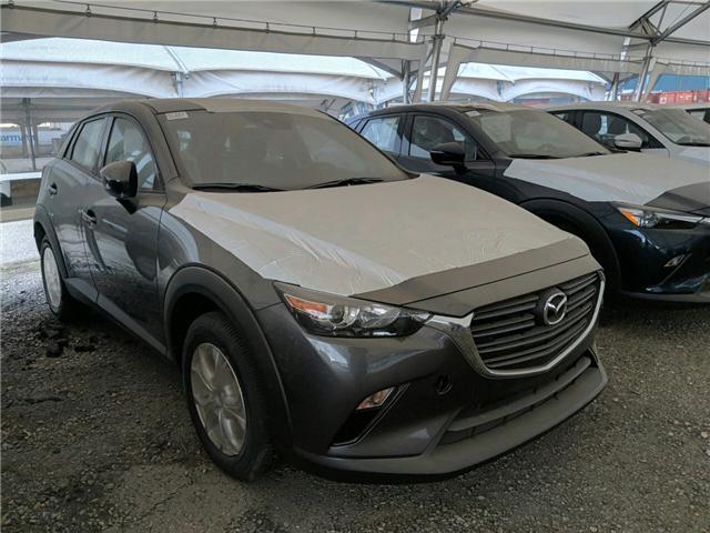 2019 Mazda CX-3 GS (Stk: H1343) in Calgary - Image 1 of 1