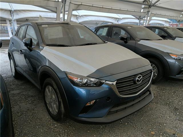 2019 Mazda CX-3 GS (Stk: H1380) in Calgary - Image 1 of 1