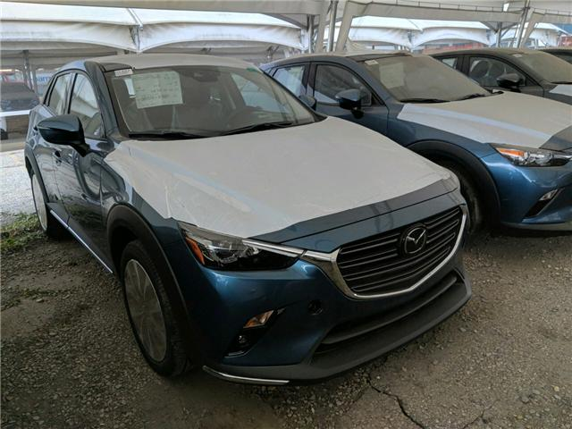 2019 Mazda CX-3 GT (Stk: H1457) in Calgary - Image 1 of 1