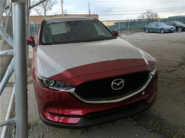 2018 Mazda CX-5 GS (Stk: H1465) in Calgary - Image 1 of 1