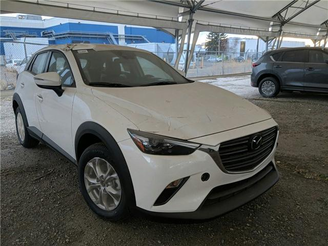 2019 Mazda CX-3 GS (Stk: H1342) in Calgary - Image 1 of 1
