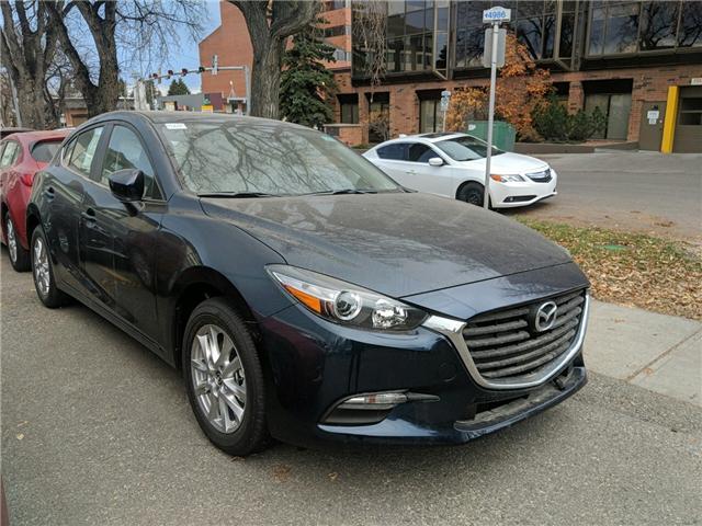 2018 Mazda Mazda3 GS (Stk: H1216) in Calgary - Image 1 of 1