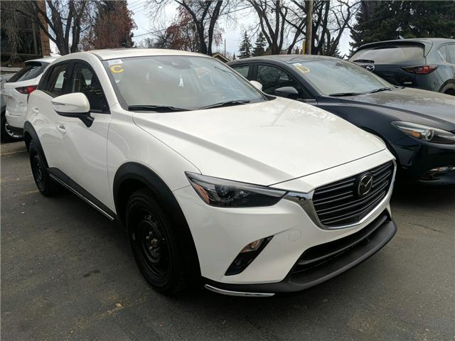 2019 Mazda CX-3 GT (Stk: H1381) in Calgary - Image 1 of 1