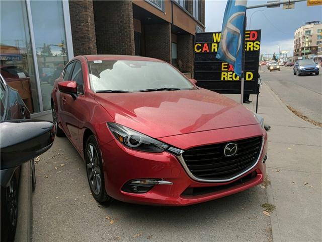2018 Mazda Mazda3 GT (Stk: H1011) in Calgary - Image 1 of 1