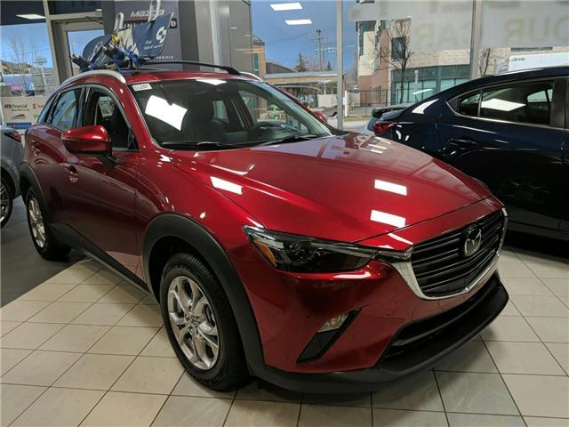 2019 Mazda CX-3 GS (Stk: H1405) in Calgary - Image 1 of 1