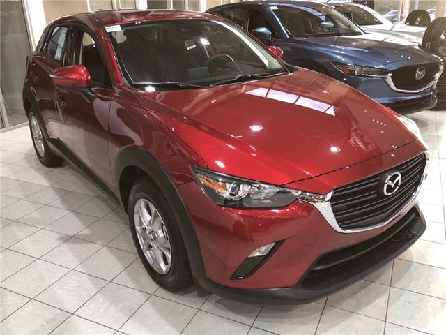 2019 Mazda CX-3 GS (Stk: N3794) in Calgary - Image 3 of 4