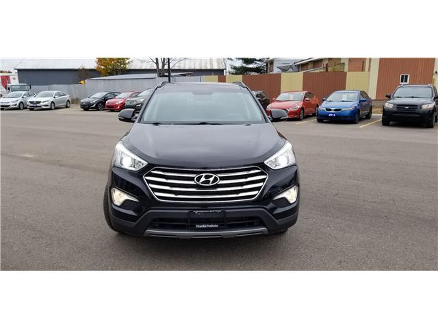 2014 Hyundai Santa Fe XL Limited (Stk: 19042-1) in Pembroke - Image 1 of 11