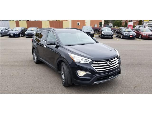 2014 Hyundai Santa Fe XL Limited (Stk: 19042-1) in Pembroke - Image 2 of 11