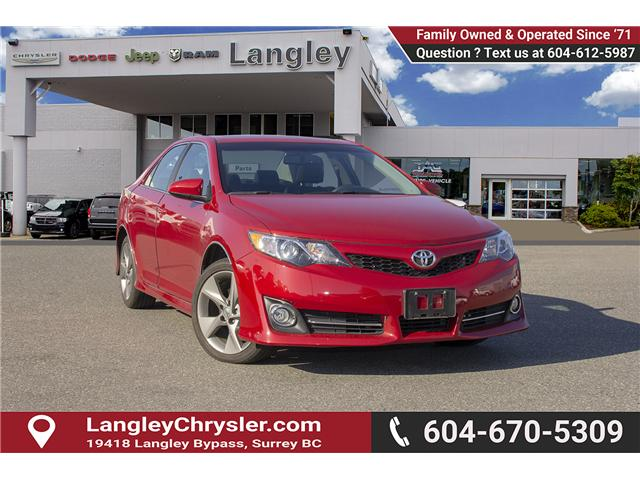 2014 Toyota Camry SE (Stk: EE898790) in Surrey - Image 1 of 23