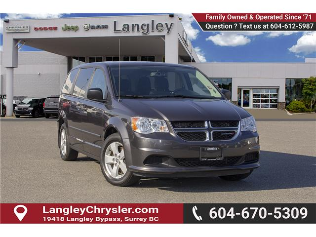 2016 Dodge Grand Caravan SE/SXT (Stk: J864091A) in Surrey - Image 1 of 24