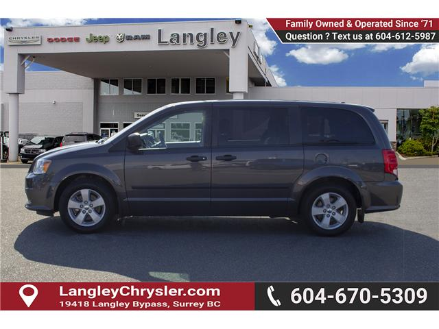 2016 Dodge Grand Caravan SE/SXT (Stk: J864091A) in Surrey - Image 4 of 24