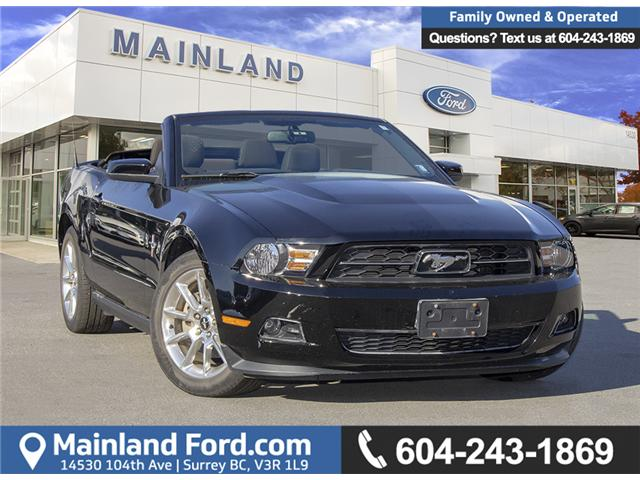 2011 Ford Mustang V6 (Stk: 8F11304A) in Surrey - Image 1 of 22