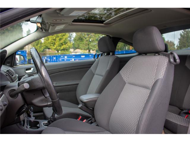2006 Chevrolet Cobalt SS (Stk: 7F16101A) in Surrey - Image 10 of 19