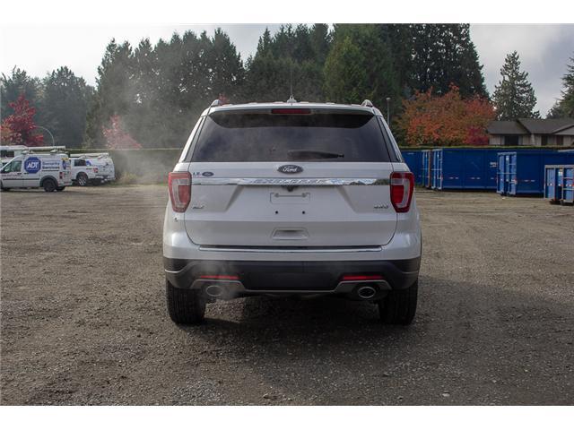 2018 Ford Explorer XLT (Stk: 8EX6667) in Surrey - Image 6 of 26