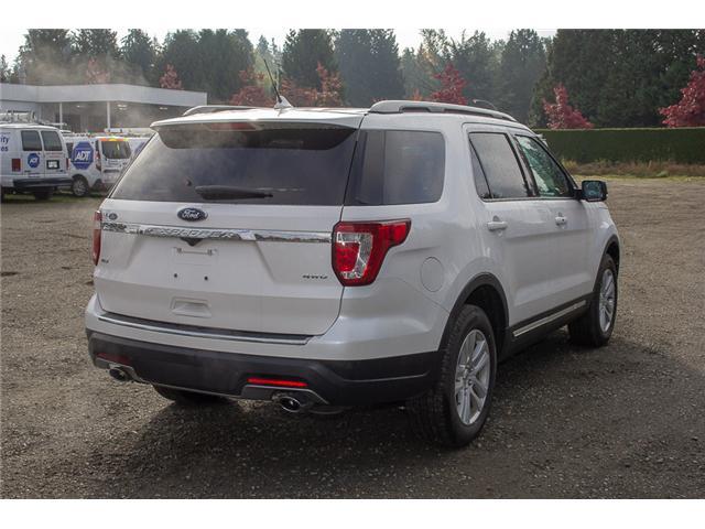 2018 Ford Explorer XLT (Stk: 8EX6667) in Surrey - Image 7 of 26