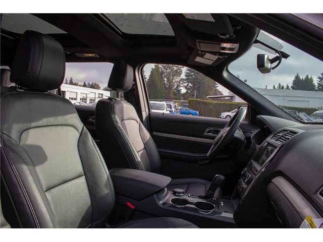 2018 Ford Explorer XLT (Stk: 8EX6667) in Surrey - Image 17 of 26