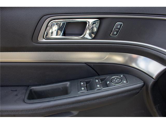 2018 Ford Explorer XLT (Stk: 8EX6667) in Surrey - Image 18 of 26