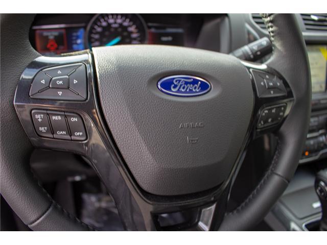 2018 Ford Explorer XLT (Stk: 8EX6667) in Surrey - Image 19 of 26