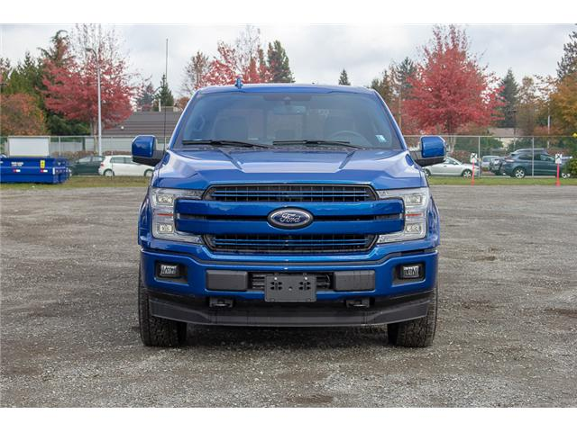 2018 Ford F-150 Lariat (Stk: 8F15987) in Surrey - Image 2 of 29