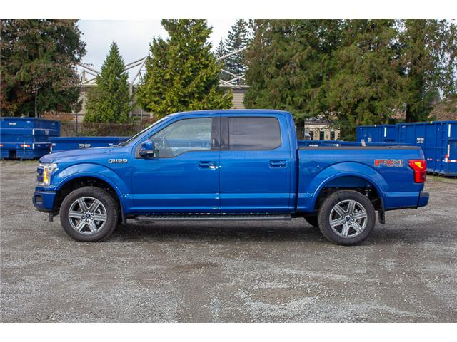 2018 Ford F-150 Lariat (Stk: 8F15987) in Surrey - Image 3 of 29