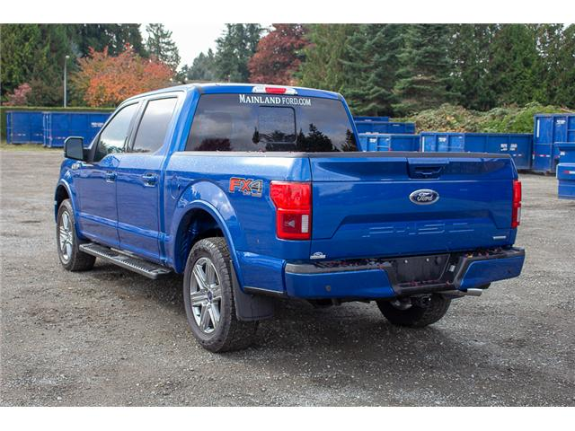 2018 Ford F-150 Lariat (Stk: 8F15987) in Surrey - Image 4 of 29