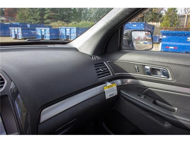 2018 Ford Explorer XLT (Stk: 8EX6667) in Surrey - Image 25 of 26