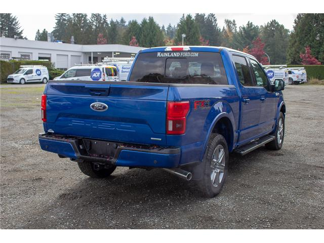 2018 Ford F-150 Lariat (Stk: 8F15987) in Surrey - Image 6 of 29