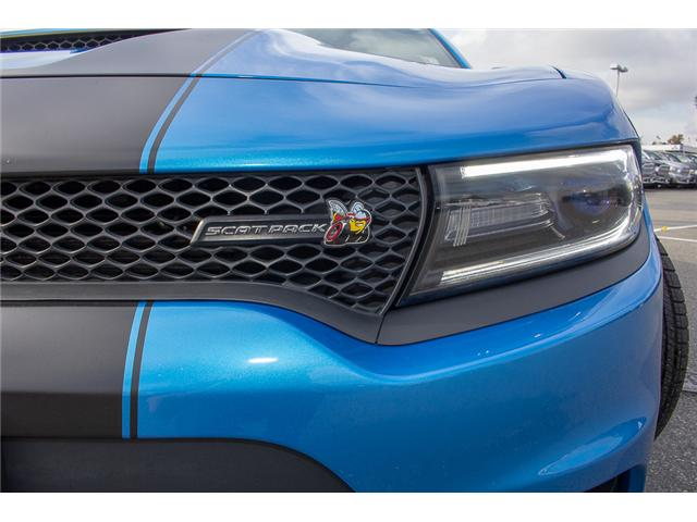 2016 Dodge Charger R/T Scat Pack (Stk: J256673A) in Surrey - Image 8 of 30