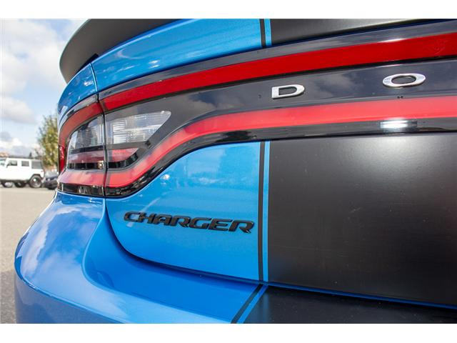 2016 Dodge Charger R/T Scat Pack (Stk: J256673A) in Surrey - Image 11 of 30
